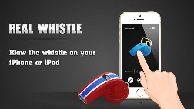 Real Whistle Free Screenshot