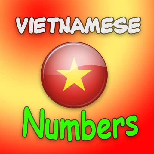 Vietnamese - Learn Numbers icon