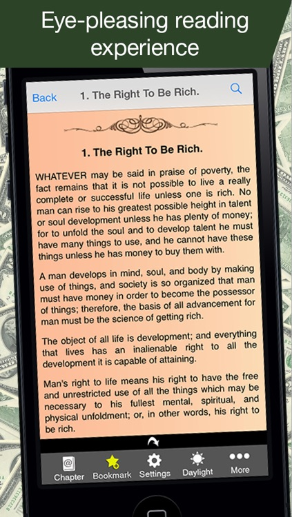 The Science of Getting Rich  (Wallace D. Wattles) screenshot-3