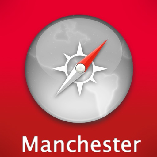 Manchester Travel Map