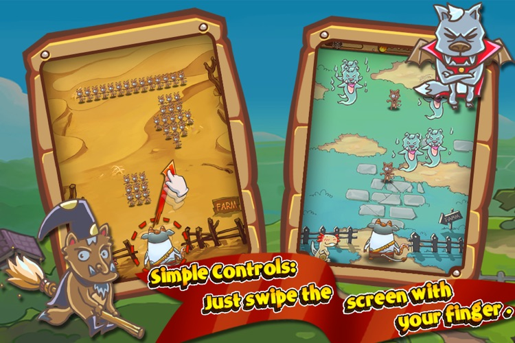 KungFu Farm:Yule's Revenge screenshot-3