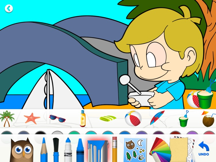 DrawPals - Draw and Color for Kids and Grownups! screenshot-4