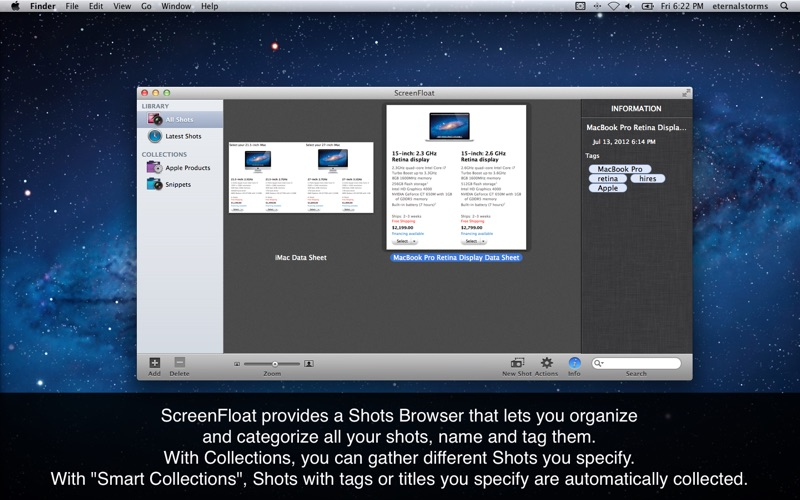 ScreenFloat-Better Screenshots Screenshots