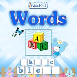 Free kids scramble word game