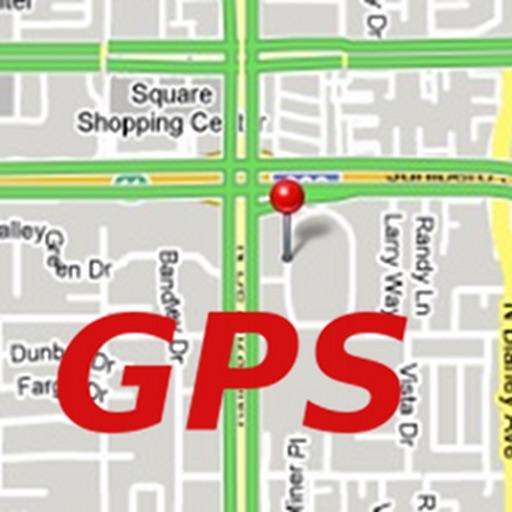 GPS 地图邮件 -速度 位置