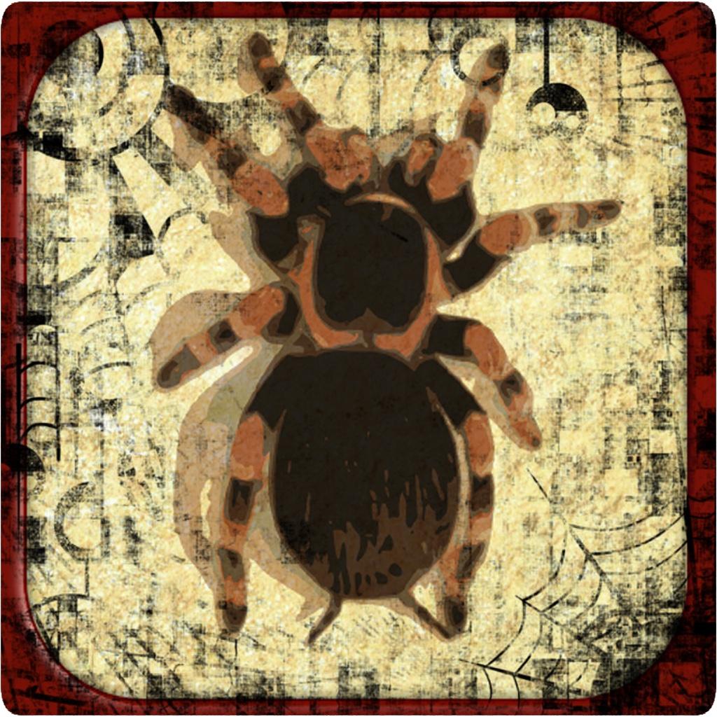 Pocket Tarantula 3D - Free Pet Spider with Smash Bugs Game