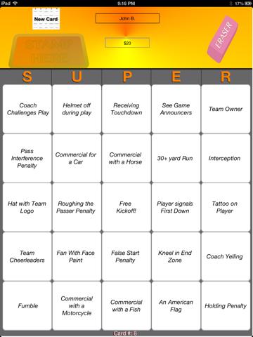 Super Bingo! screenshot 1