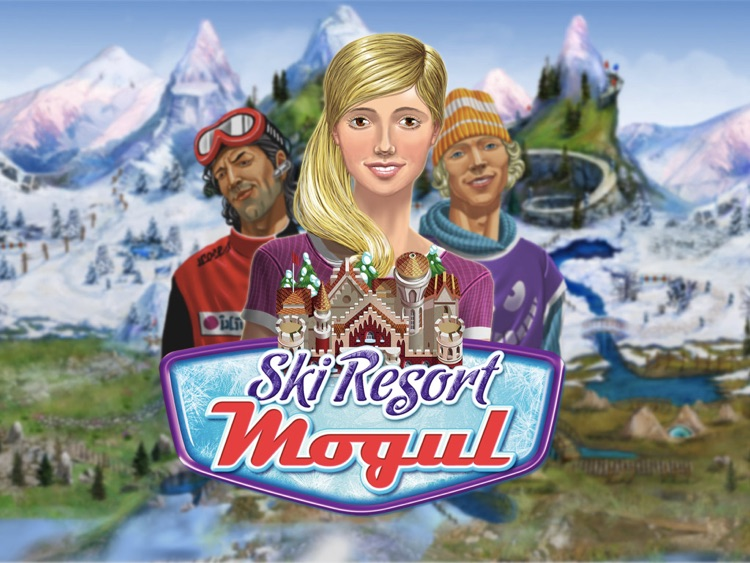 Ski Resort Mogul HD screenshot-4