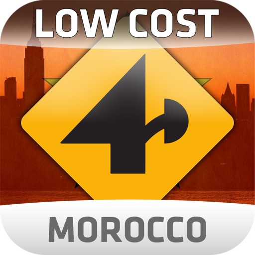 Nav4D Morocco @ LOW COST icon