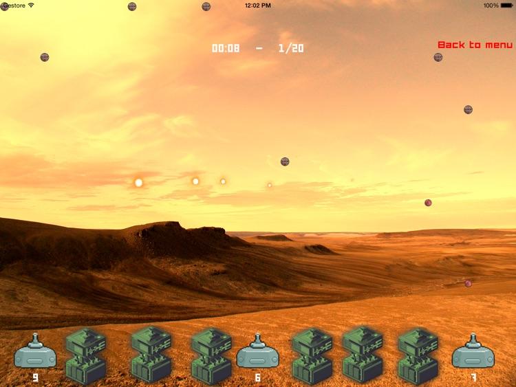 Mars Missile Command