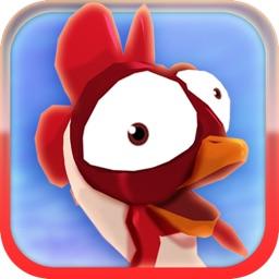 Run, Time Chicken !