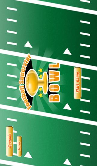 Football Bowl Super Stars - Free Final Touchdown Match Game & American Gridiron Rush Driveのおすすめ画像1