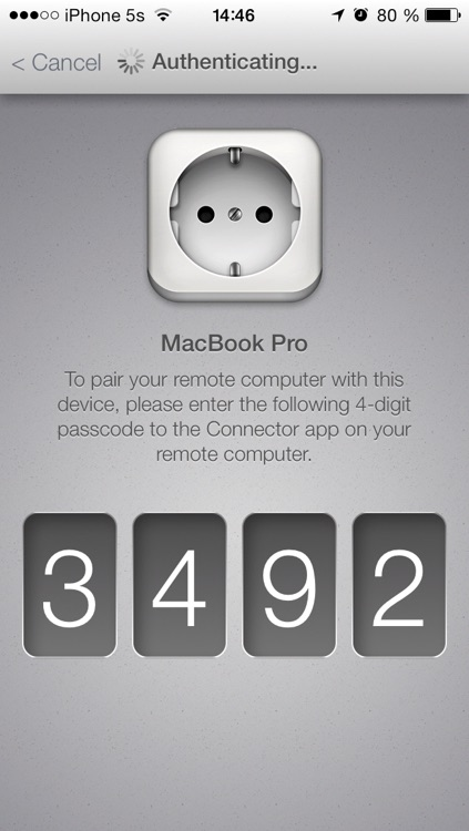 NumPad Remote - Wireless numeric pad screenshot-3