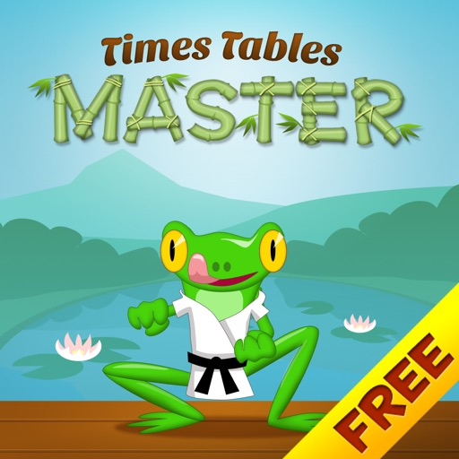 Times Tables Master Lite iOS App