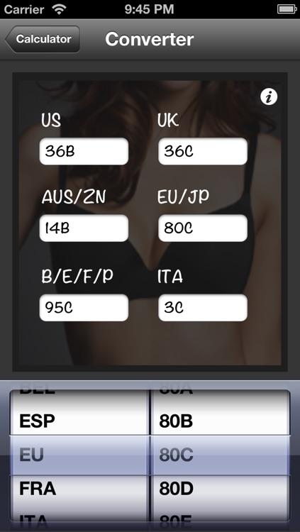 BraSizer™ screenshot-3