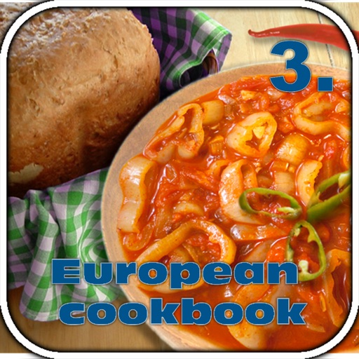European Cookbook -3 Free