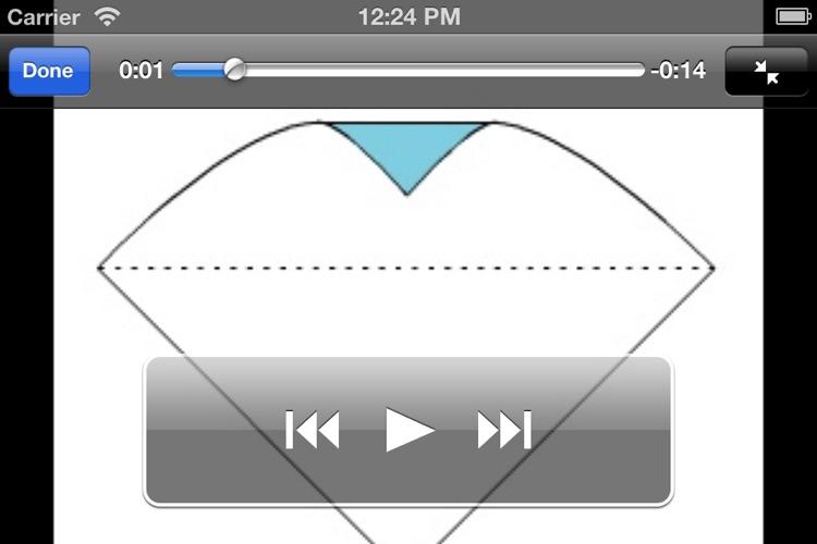 Paper Folding screenshot-3