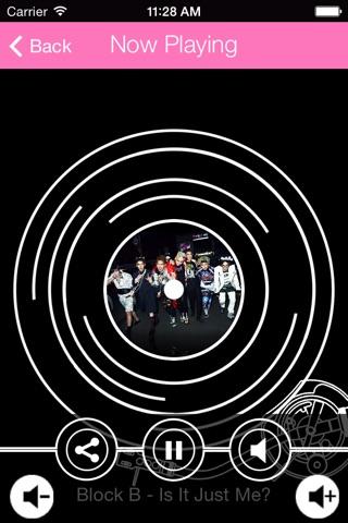 A KPOP Music Radio App - Korean Pop Music For Fans Of for K-pop,snsd