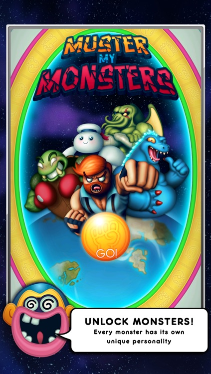Muster my Monsters screenshot-4
