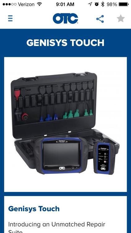 OTC Tools Catalog screenshot-4