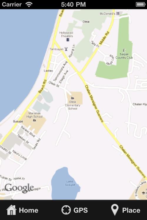 Saipan Travel Map screenshot-4