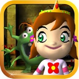 Free the Princess Plus - The Magic 3D Monster Race