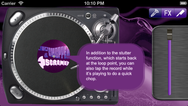 Chopped 'n Screwed Screenshot