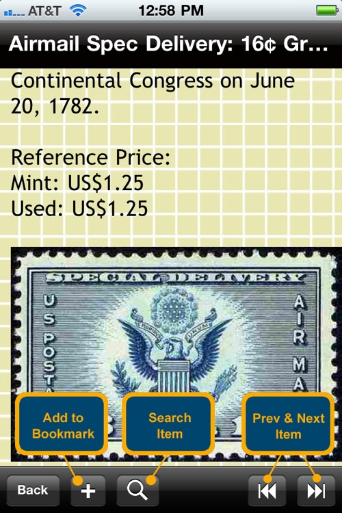 US Stamp Collection Bible Vol.2 screenshot-4