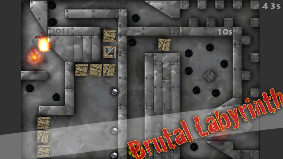 Brutal Labyrinth Screenshot