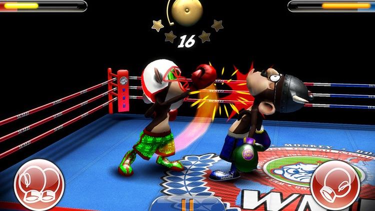 Monkey Boxing screenshot-4