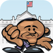 Flying President