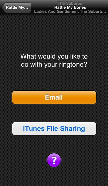 Ringer - Ringtone Maker