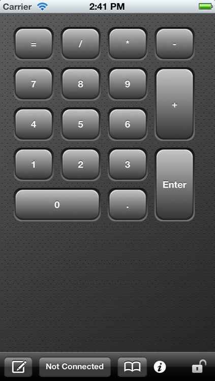 Custom Keypad screenshot-2
