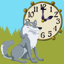 Mr. Wolf? {Telling Time Game}