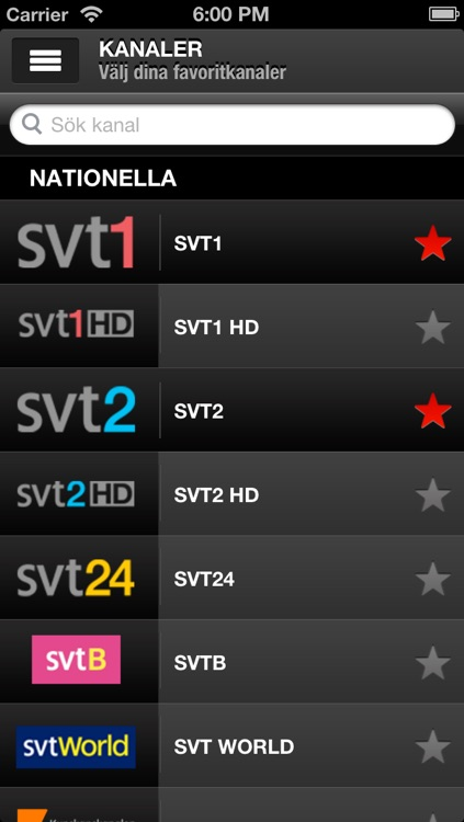 TV-GUIDEN Free screenshot-3
