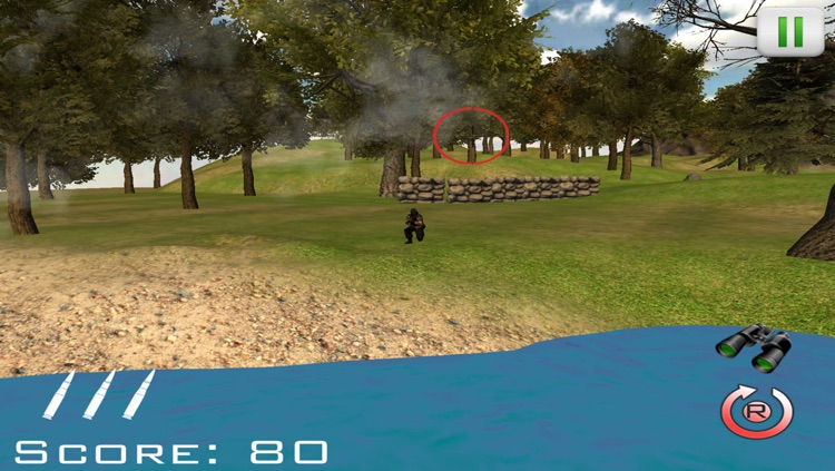 Jungle Combat - Sniper Conflict Free screenshot-1