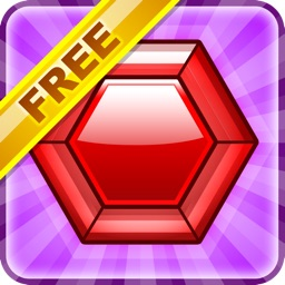 Bubbles VS Jewels Match Saga 3D - Gem Matching Puzzle Game HD FREE