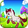 Cute Hungry Pony Swing - Extreme Pet Feeding Challenge