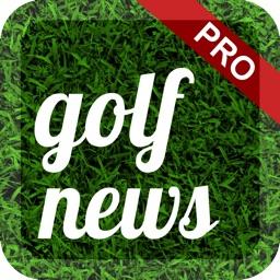 Golf News Pro