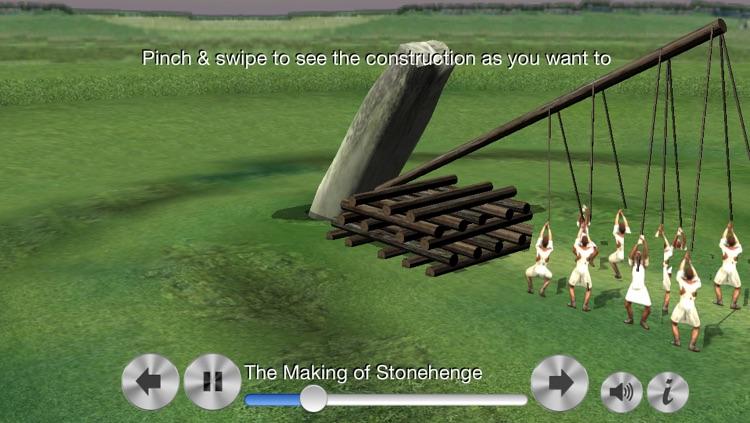 Stonehenge Experience screenshot-3