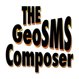 The GeoSMS Composer for iPhone