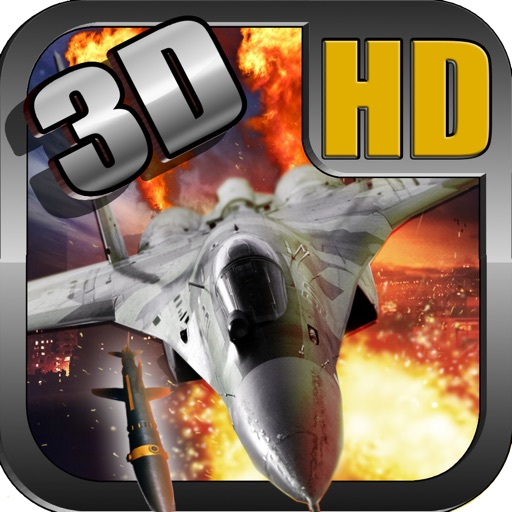 3D Super sonic Jet Fighter - Mig vs Best USAF killer pilots flight sim