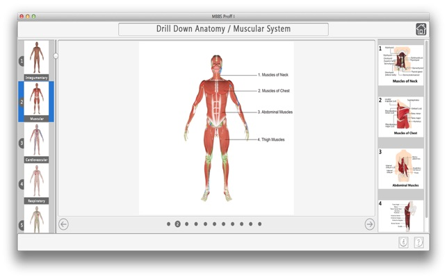 MBBS Year I by WAGmob on the Mac App Store
