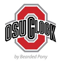 OSU Clock - Go Buckeyes