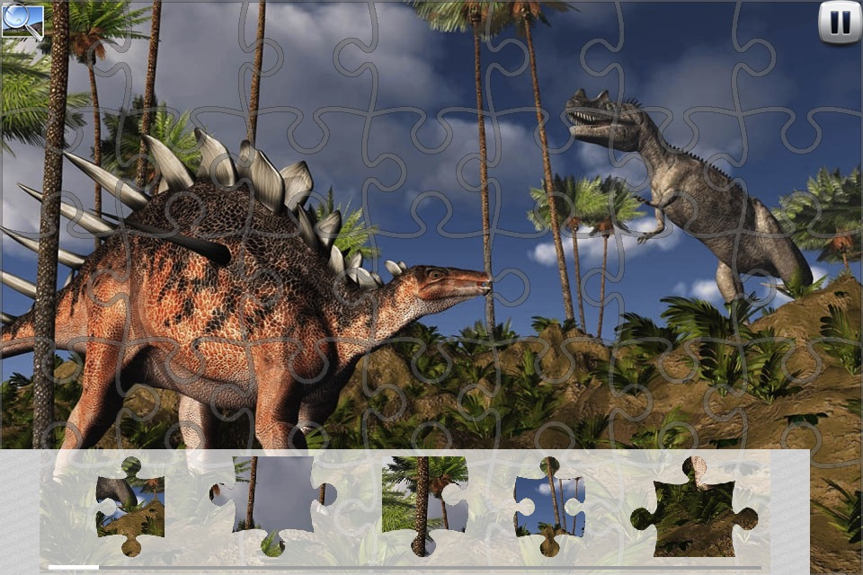 Dinosaur Puzzle (Jigsaw) Cheat Codes