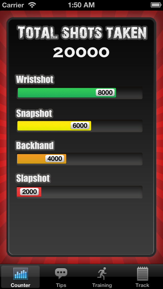 Screenshot for iSnipe Hockey Trainer in Canada App Store