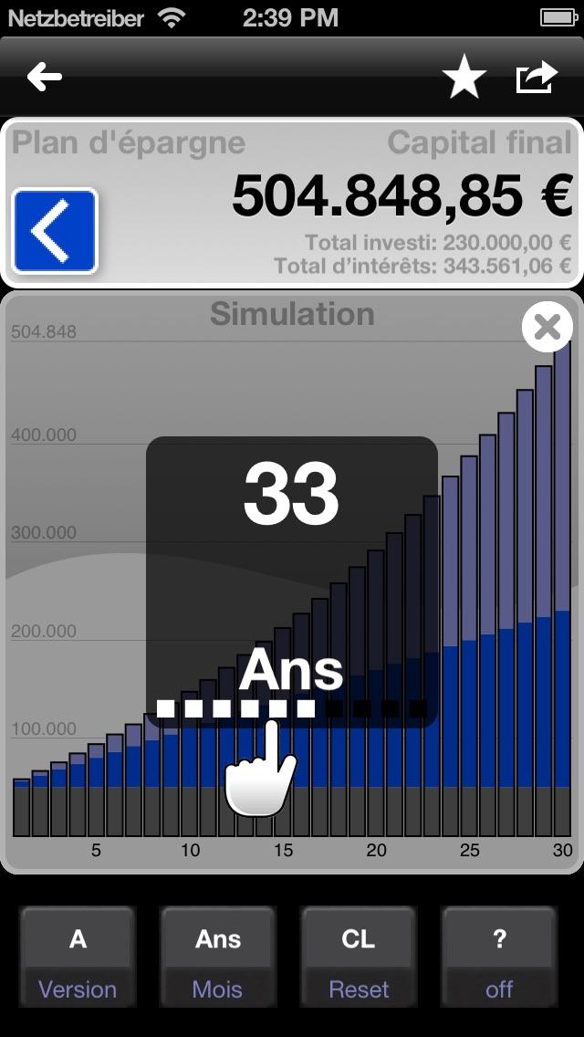 download Calculatrice de prêts et de l'épargne - MarkMoney apps 2