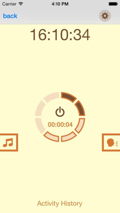 A+ Baby Monitor screenshot-3