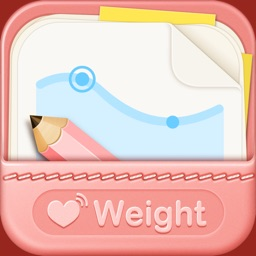Journie Weight - A Girly Weight Tracker