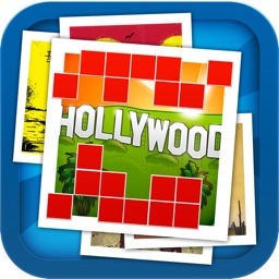 Movie Icon Pop Quiz - a trivia mania game to hi guess what's that film moviepop color logo pic!